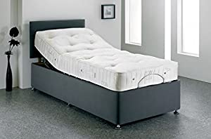 Juliet Relaxor Electric Adjustable Pod Bed with Deluxe Pocket Sprung Mattress