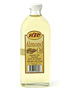 Pure Almond Oil 300ml from Spicy World
