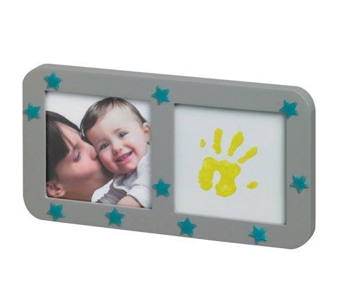 Baby Art - 34120122 - Photosho Print Frame - Portafoto personalizzabile con l'impronta in vernice del bambino