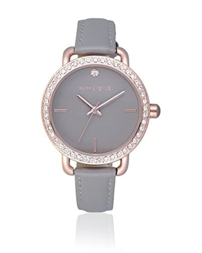 Park Avenue Reloj de cuarzo Spot On Taupe 37 mm