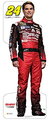 Miniature Cardboard Cutout - Jeff Gordon #24