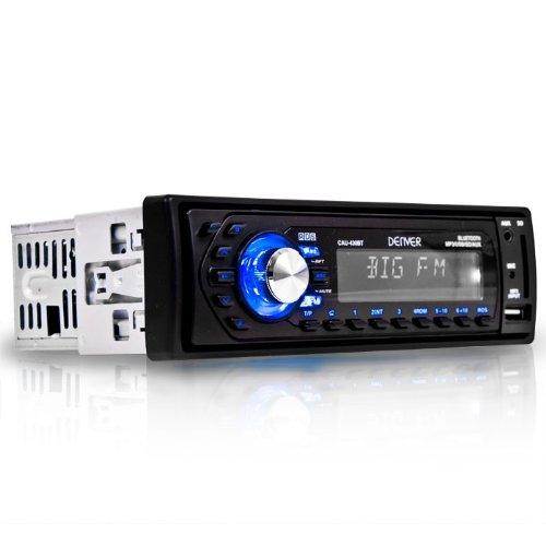 Autoradio Radio Auto Car HiFi RDS AUX-In USB-SD-