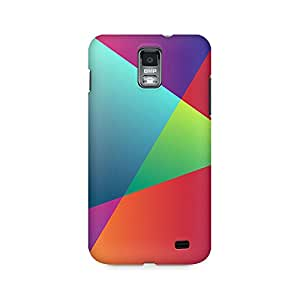 Mobicture Just Random Colors Premium Printed Case For Samsung S2 I9100/9108