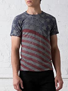 Americana Eco-Heather Crew