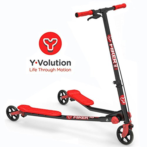 Yvolution Y Fliker A3 Air Red