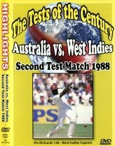 Australia Vs West Indies: 1988
