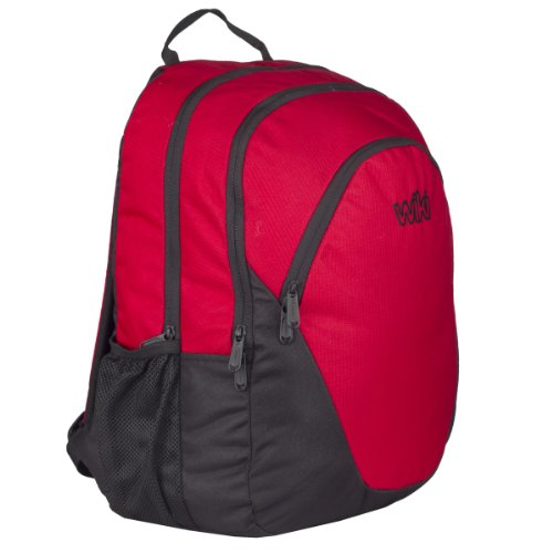 Wildcraft Wiki 3.13 28 Ltrs Red Casual Backpack