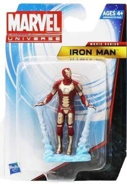 Marvel Universe Iron Man 2.5 Action Figure Movie Series