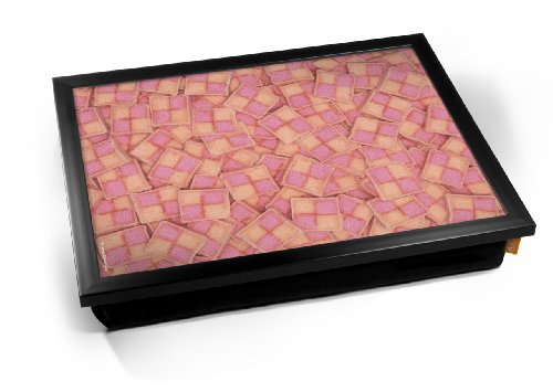 Battenberg Sweets Biscuits Pink