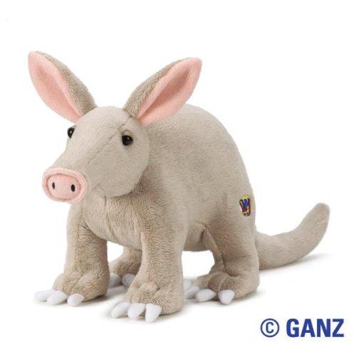 Webkinz Plush Stuffed Animal Aardvark