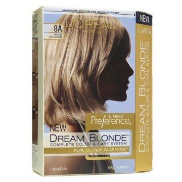 Loreal Blonde Hair Color Chart Tattoo  Dark Brown Hairs