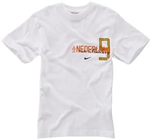 Nike Boys Junior Dutch National Hero T-Shirt White 119957-100 age 12-13