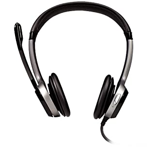 logitech usb headset h530 with premium laser-tuned audio 981-000195