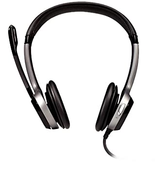 Logitech USB Headset H530 With Premium Laser-Tuned Audio (981-000195)