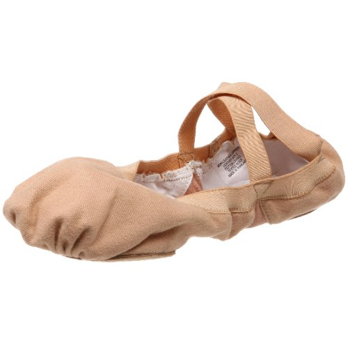 Bloch Women's Pro Elastic Ballet Slipper,Flesh,8.5 C US