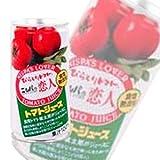 JA平取町 ニシパの恋人 トマトジュース (無塩) 190g缶×30本入