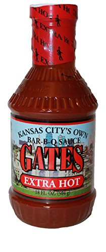 Kansas City S Own Gates Bar B Q Ultimate Sauce Amp Seasoning