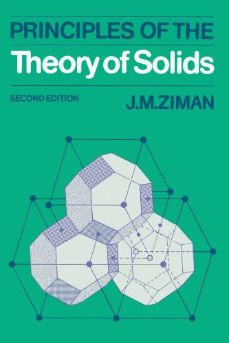 Principles of the Theory of Solids