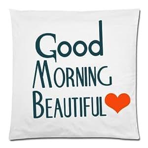 Amazon.com: Custom Quotes Romantic Valentine's Day Gift Good Morning