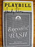 img - for Sandy Duncan Signed Playbill Autographed. This is a Brand New Playbill from City Center 60th Anniversary Encores! Bash. The stars of this new production of the musical are Michael Arden , Betty Buckley, Laura Benanti and Emily Skinner . book / textbook / text book