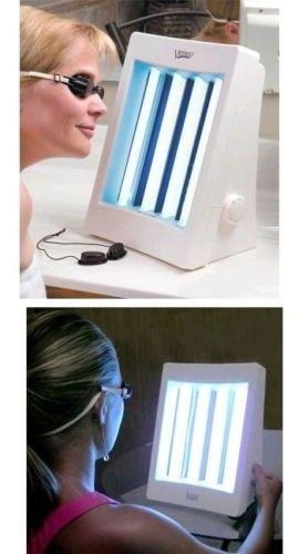 Calsun facial tanning sun lamp
