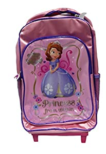 Sofia The First Deluxe Premium Trolley (Large)