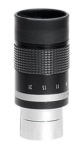 Levenhuk Zoom 7-21 Mm Eyepiece Varied Focal Length 1.25'' Barrel Diameter Twist Up Rubber Eyecup