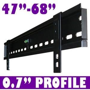 Engsidsa Ultra Slim Big Screen Tv Mount Vesa 850x500