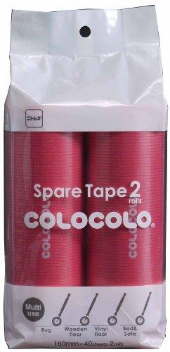 スペアテープ コロコロ コロフル レッド 2巻入 C4496