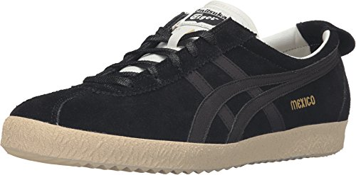 Onitsuka Tiger by Asics Unisex Mexico Delegation? Black/Black Sneaker Men's 9.5, Women's 11 Medium