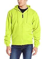 Berne Men's Original Hooded Sweatshirt Thermal Lined