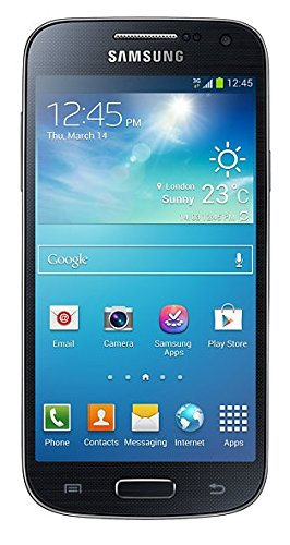 Samsung Galaxy S4 Mini I257 16GB Unlocked GSM 4G LTE Android Smartphone w/ 8MP Camera - Black Mist (Samsung S4 Mini Unlocked compare prices)