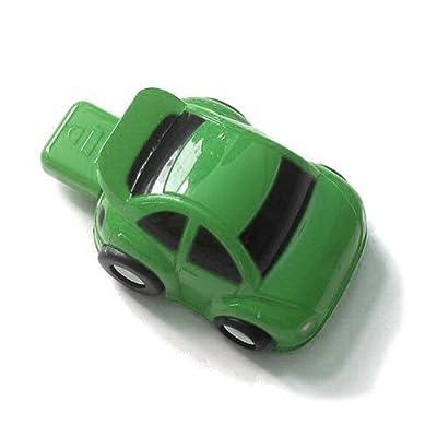 2GB Green Car Novelty USB Flash Drive by VTEC