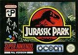 Jurassic park - Super Nintendo - PAL
