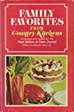 img - for Family Favorites from Country Kitchens book / textbook / text book