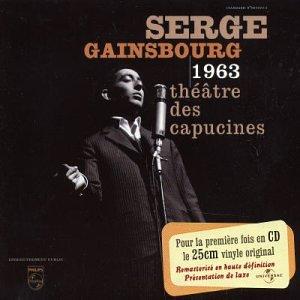 Serge Gainsbourg - 1963 Theatre des Capucines - Zortam Music