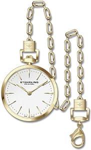 Stuhrling Original 815.02 Special Reserve Analog Display Swiss Quartz Pocket Watch
