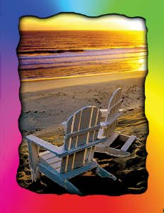 ADIRONDACK CHAIRS Bookmark