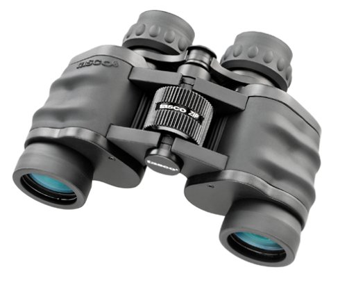 Tasco Essentials 7x35 Zip Binocular (Black)