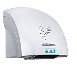 AAI AUTOMATIC SENSOR ACTIVATED HIGH JET SPEED HAND DRYER
