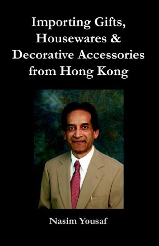 Importing Gifts, Housewares & Decorative Accessories from Hong Kong