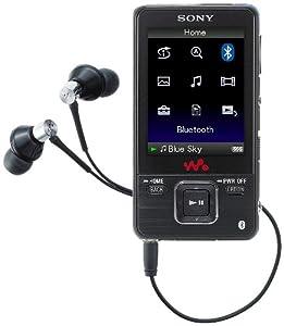 Sony NWZA829B 16GB Video Walkman