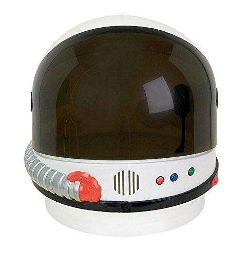 High Quality Official Nasa Astronaut Child Adult Helmet Space Theme Halloween