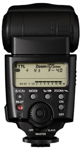 Canon Speedlite 580EX Flash II