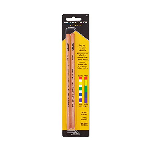 manga gifts Prismacolor Blender Pencil   Colorless, 2-pack (962)