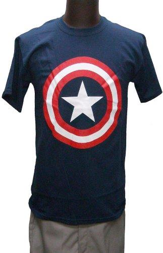 【CAPTAIN AMERICA】80'S CAPTAIN S-XLサイズ キャプテン・アメリカ オフィシャルTシャツ