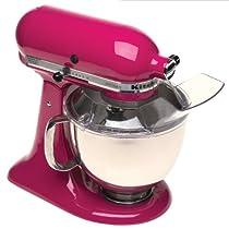 Hot Sale KitchenAid KSM150PSCB Artisan Series 5-Quart Mixer, Cranberry
