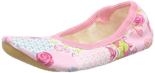 beck-girls-roses-gymnastics-shoes-pink-size-125-child-uk