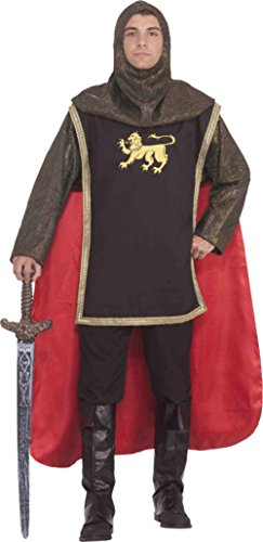 Forum Novelties Mens Medieval Knight Theme Party Fancy Dress Costume