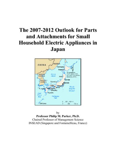 The 2007-2012 Outlook For Parts And Attachments For Small Household Electric Appliances In Japan front-538194
